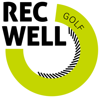 RecWell Golf Logo